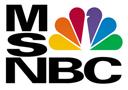 MSNBC logo 128 pixels