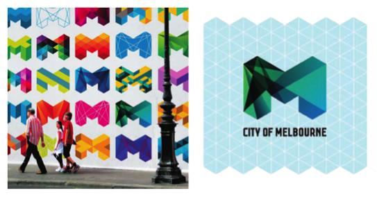 City of Melbourne Identity Program - Landor Associates