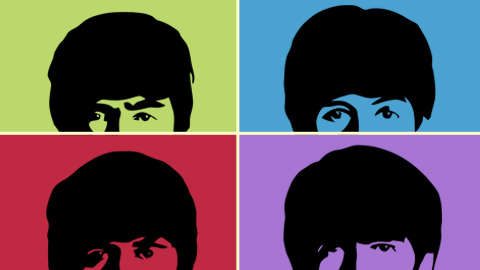 2 Beatles